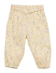 Trousers Malou - YELLOW SAND