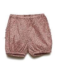 Nappy Pants Ruffles - SOFT ROUGE