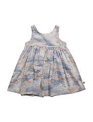 Pinafore Wrinkles - BLUE