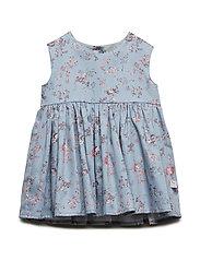 Dress Chinette - DOVE