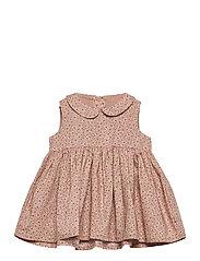 Dress Eila - MISTY ROSE FLOWERS