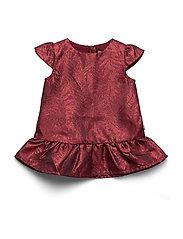Dress Hellen - DARK BERRY