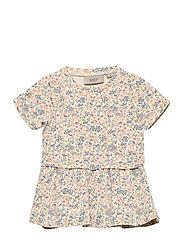 Dress Adea - FLOWERS AND SEASHELLS
