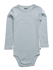 Body Plain LS - SOFT BLUE