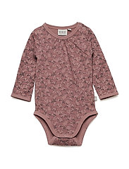 Body Liv LS - DUSTY ROUGE
