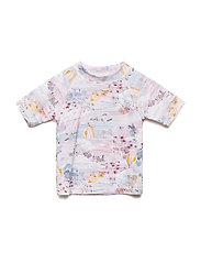 Swim T-Shirt Jackie SS - PALE ROSE