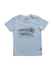 T-Shirt Beach Cruiser SS - DOVE