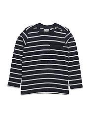 T-Shirt Jesper LS - NAVY