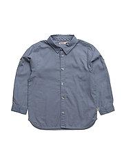 Shirt Pelle LS - BLUE