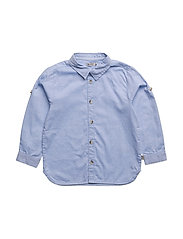 Shirt Pelle LS - DOVE