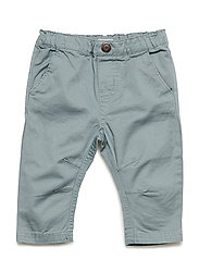 Trousers Noah - LEAD BLUE