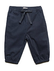 Trousers Gustav Lined - DARK BLUE