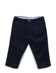 Trousers Elvard - NAVY