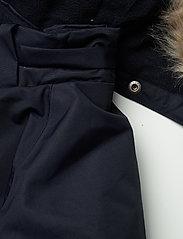 Wheat - Snowsuit Moe Tech - snowsuit - midnight blue - 13