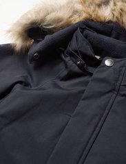 Wheat - Snowsuit Moe Tech - snowsuit - deep blue - 5