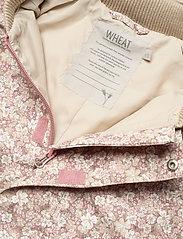Wheat - Suit Masi Tech - vêtements shell - rose flowers - 4