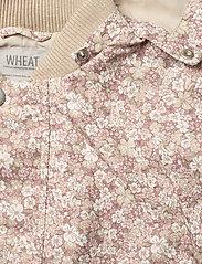 Wheat - Suit Masi Tech - vêtements shell - rose flowers - 5