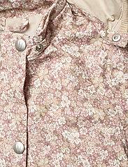 Wheat - Jacket Ada Tech - softshell-jakker - rose flowers - 5