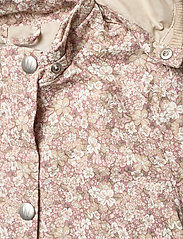 Wheat - Jacket Ada Tech - softshell jassen - rose flowers - 5