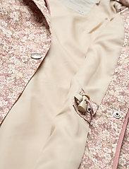 Wheat - Jacket Ada Tech - softshell jassen - rose flowers - 6