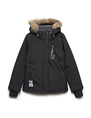 Ski Jacket Tomine - BLACK