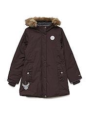Jacket Edy - EGGPLANT