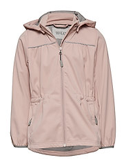 Softshell Jacket Gilda - ROSE POWDER