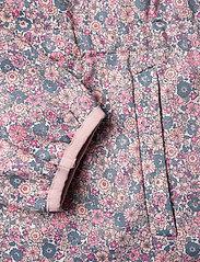 Wheat - Softshell Jacket Gilda - softshell jacket - eggshell flowers - 6
