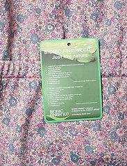 Wheat - Softshell Jacket Gilda - softshell jacket - eggshell flowers - 8