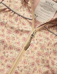 Wheat - Softshell Jacket Gilda - softshell jassen - soft beige flowers - 2