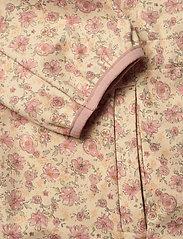 Wheat - Softshell Jacket Gilda - softshell jassen - soft beige flowers - 3