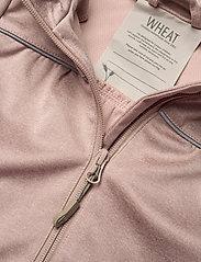 Wheat - Softshell Jacket Gilda - softshell-jakker - fawn melange - 2