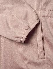 Wheat - Softshell Jacket Gilda - softshell-jakker - fawn melange - 3