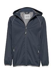 Softshell Jacket Carlo - GREYBLUE