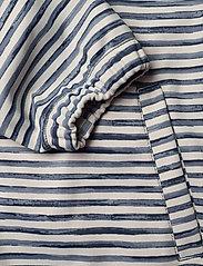 Wheat - Softshell Jacket Eddie - softshell-jakker - kit stripe - 3
