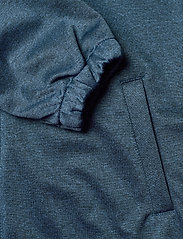 Wheat - Softshell Jacket Eddie - softshell jassen - blue melange - 3