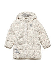 Down Coat Bambi - PALE ROSE