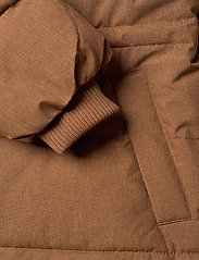 Wheat - Down Jacket Kamma - puffer & padded - caramel melange - 8