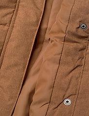 Wheat - Down Jacket Kamma - puffer & padded - caramel melange - 10