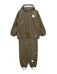 Rainwear Charlie - ARMY LEAF