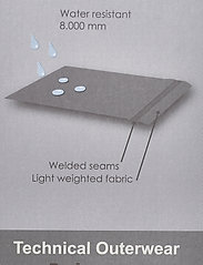 Wheat - Rainwear Charlie - jassen - ink - 7