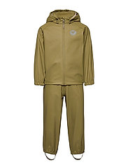 Rainwear Charlie - HEATHER GREEN