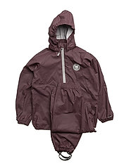 Rainwear Charlie - EGGPLANT