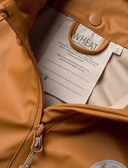 Wheat - Rainwear Charlie - golden camel - 5