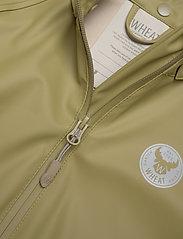 Wheat - Rainwear Charlie - ensembles - heather green - 5