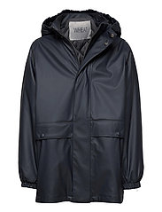 Thermo Rain Coat Ajo - MIDNIGHT BLUE