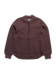Thermo Jacket Loui - SOFT EGGPLANT