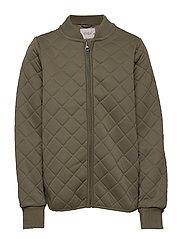 Thermo Jacket Loui - ARMY LEAF