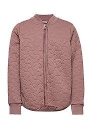 Thermo Jacket Loui - DUSTY ROUGE
