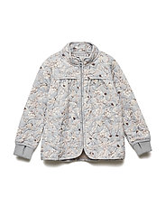 Thermo Jacket Thilde - PEARL BLUE